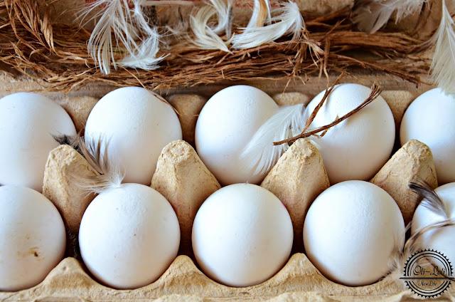 Wielkanocne inspiracje - niecodzienne jajko w roli głównej!