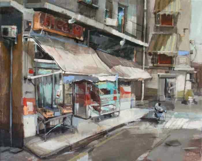 Городская среда. Leticia Gaspar