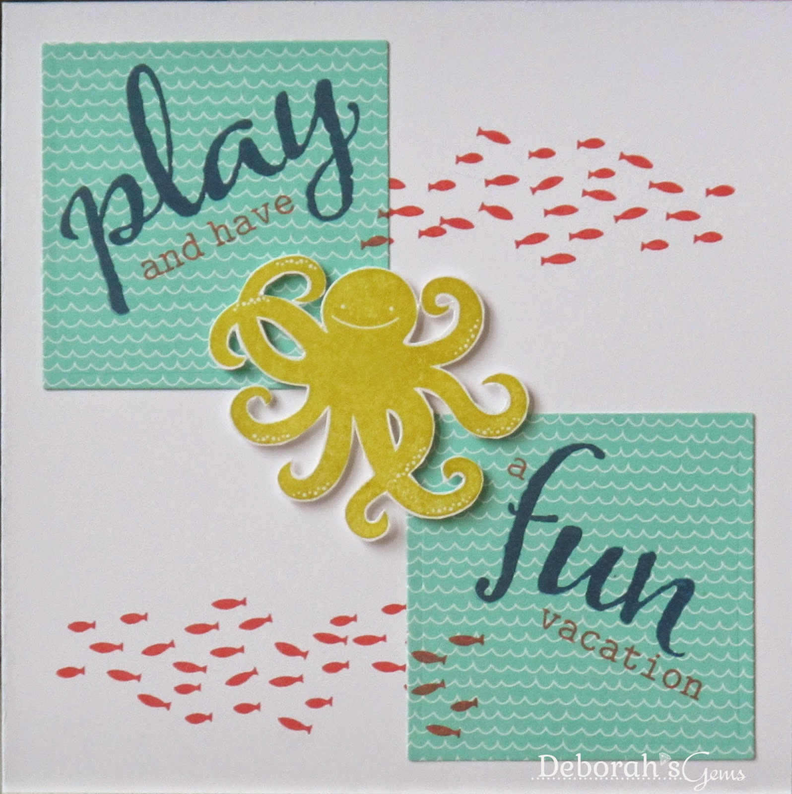 Play & Fun - photo by Deborah Frings - Deborah's Gems