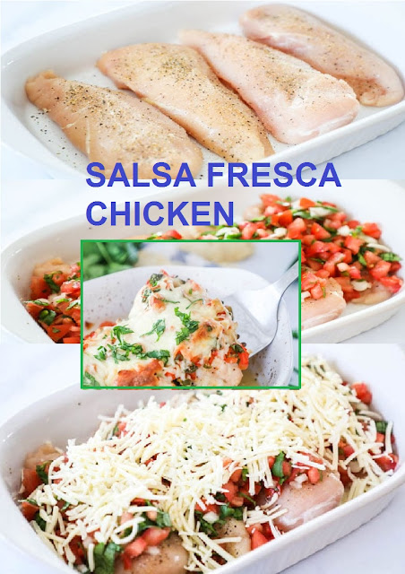 SALSA FRESCA CHICKEN