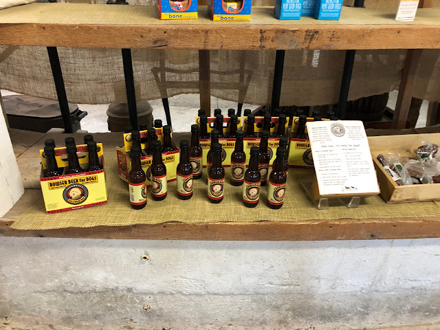 Dog Beer at Historic Round Barn in Adams County Pennsylvania