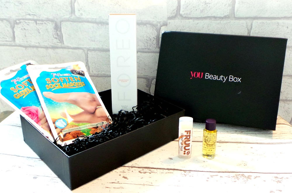 October You Beauty Box review