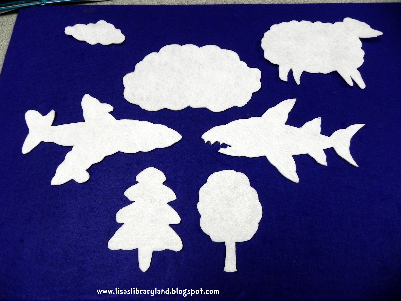 Little Cloud Eric Carle Activities Preschool Printable