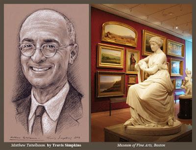 Matthew Teitelbaum. by Travis Simpkins. MFA. Museum of Fine Arts, Boston