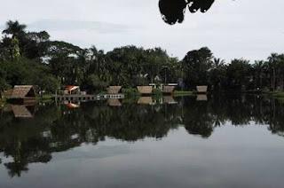 Foto Danau Sentul City
