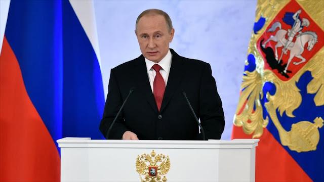 """Putin, dispuesto a reunirse con Trump """"en cualquier momento"""""""