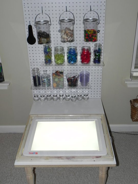 light panel who what when where why how activities for children playing with light. Black Bedroom Furniture Sets. Home Design Ideas