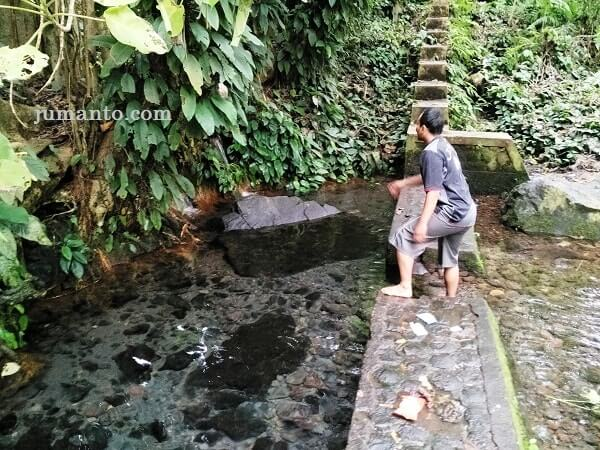jernihnya air terjun way bekhak