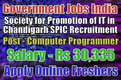 SPIC India Recruitment 2019