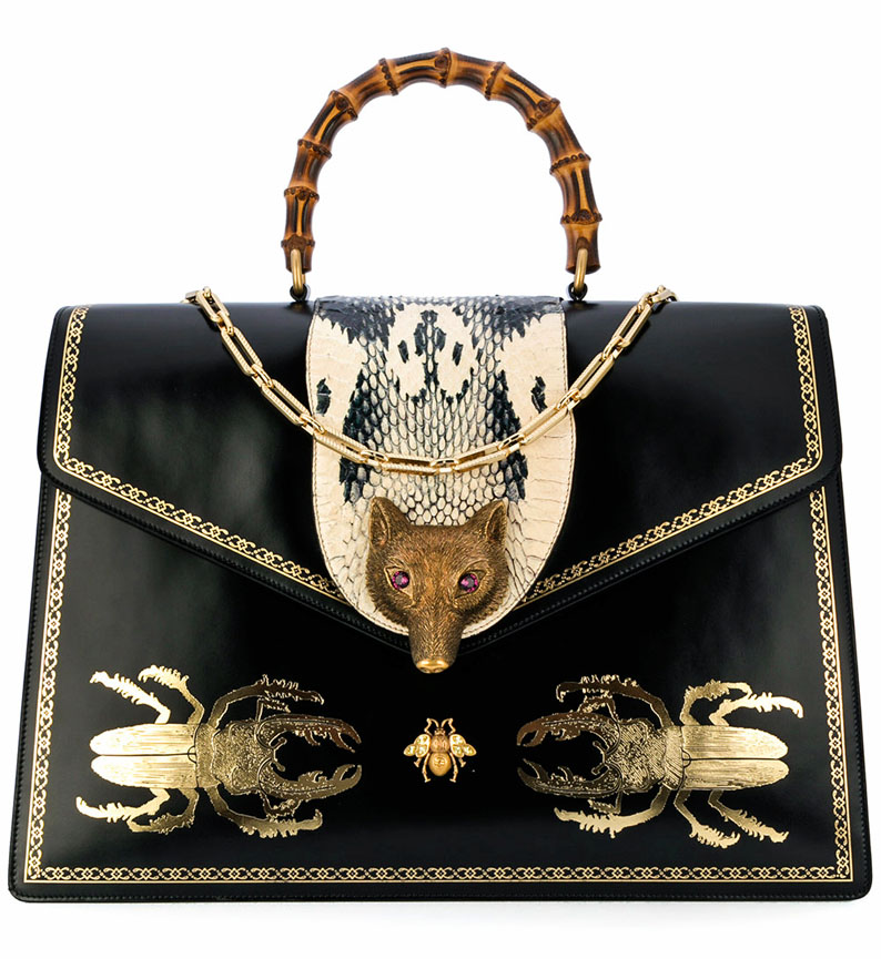 cc8098769b2 Must Have FW 17  The exquisite Gucci bags