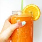 طريقة عمل عصير البرتقال بالجزر بالصور 6