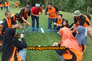 outbound outing prambanan
