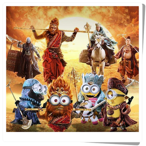 Minions To The West