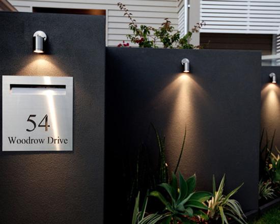 Kotak surat minimalis untuk ide pagar rumah anda