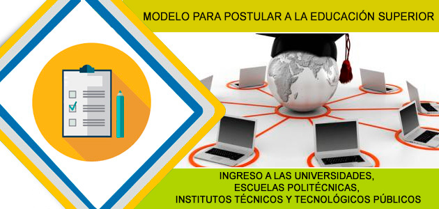 Universidades e institutos públicos en el Ecuador 2017 SNNA para Postular