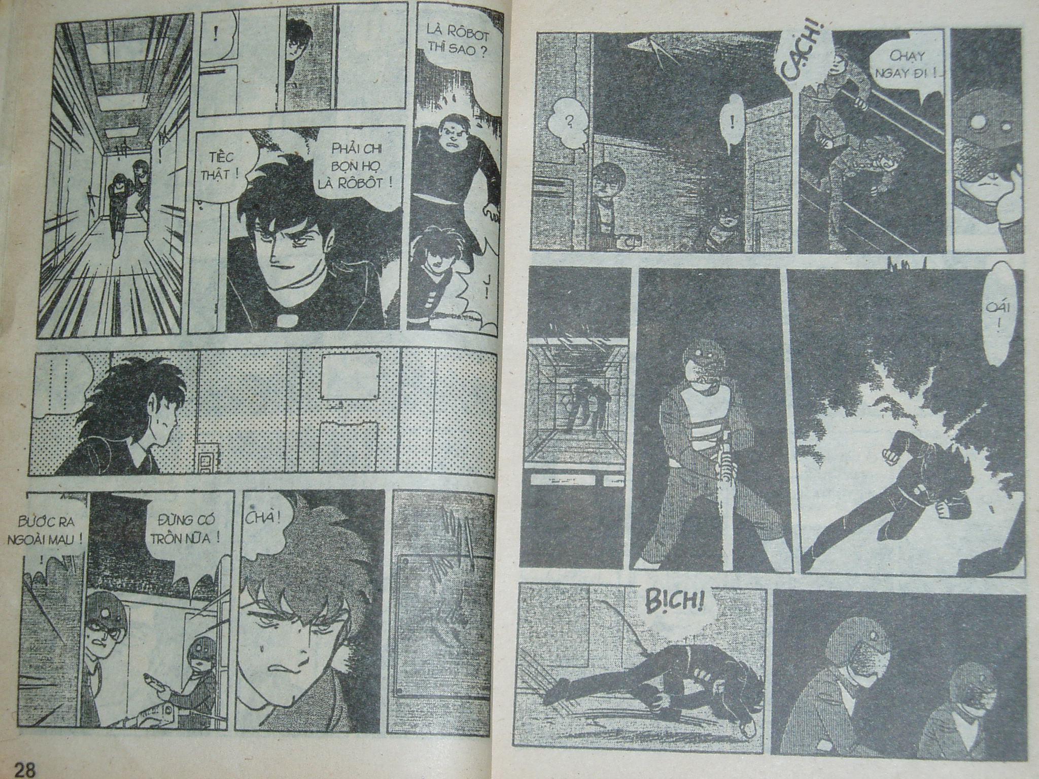 Siêu nhân Locke vol 17 trang 13
