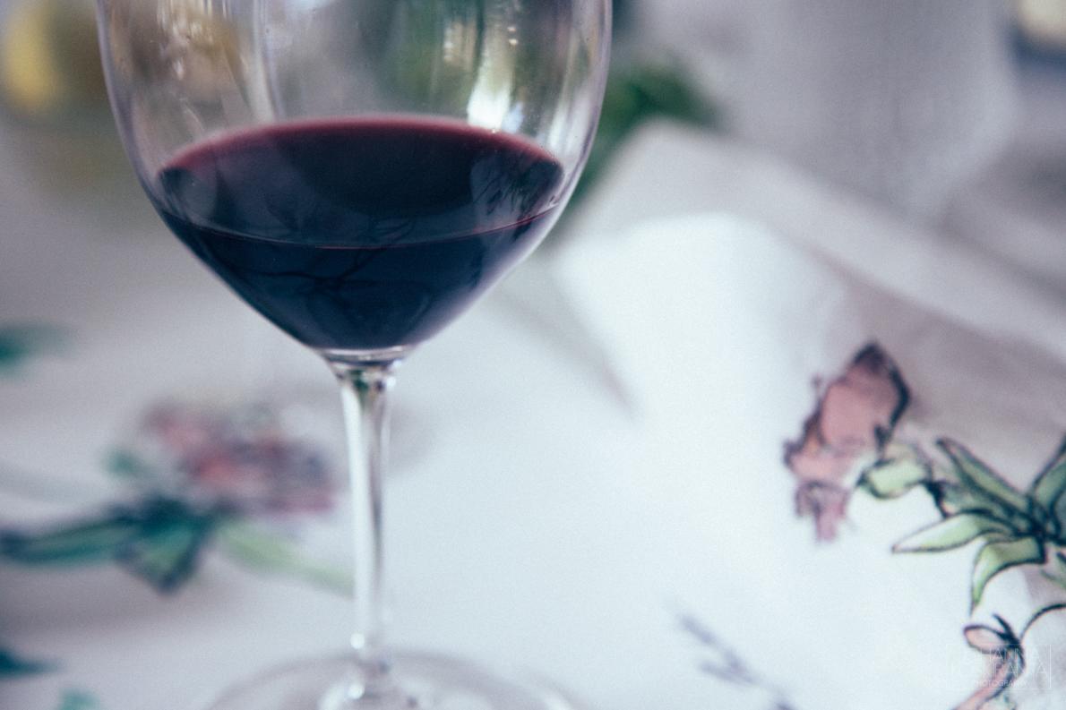 Viinipäiväntasaus viinit ja menu