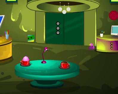 8BGames Easter Green Room Escape Walkthrough