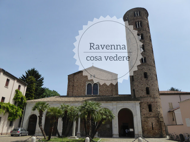 Cosa vedere a Ravenna in un giorno: la chiesa di sant'apollinare nuovo