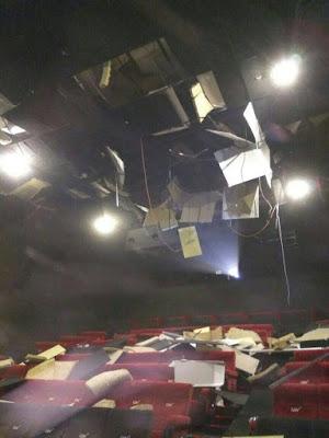 Update !! Foto Kerusakan Karena Gempa Yang Terjadi Di Medan.