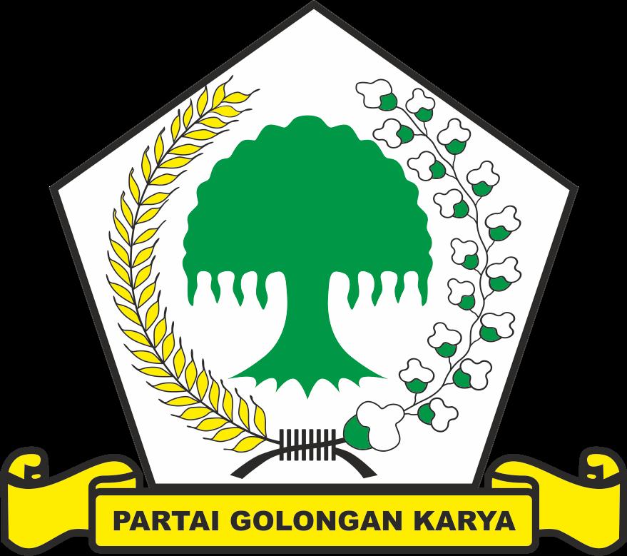Logo Partai Golkar - Golongan Karya - Logo Lambang Indonesia
