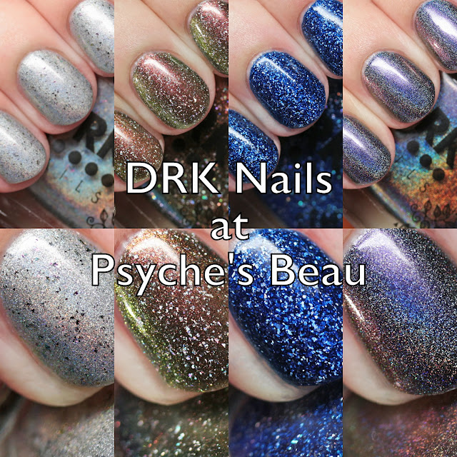 DRK Nails at Psyche's Beau