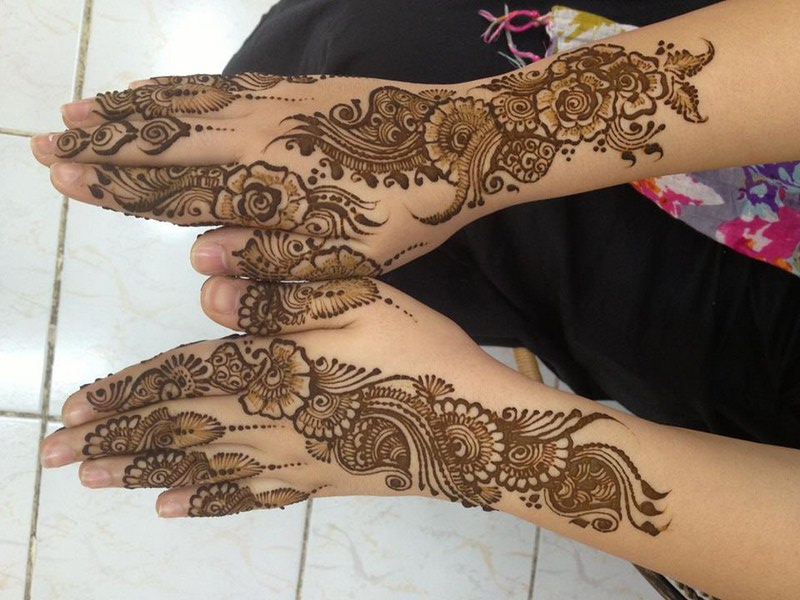 Bridal Mehndi Designs: Lovely Henna Art Mehndi Designs ...