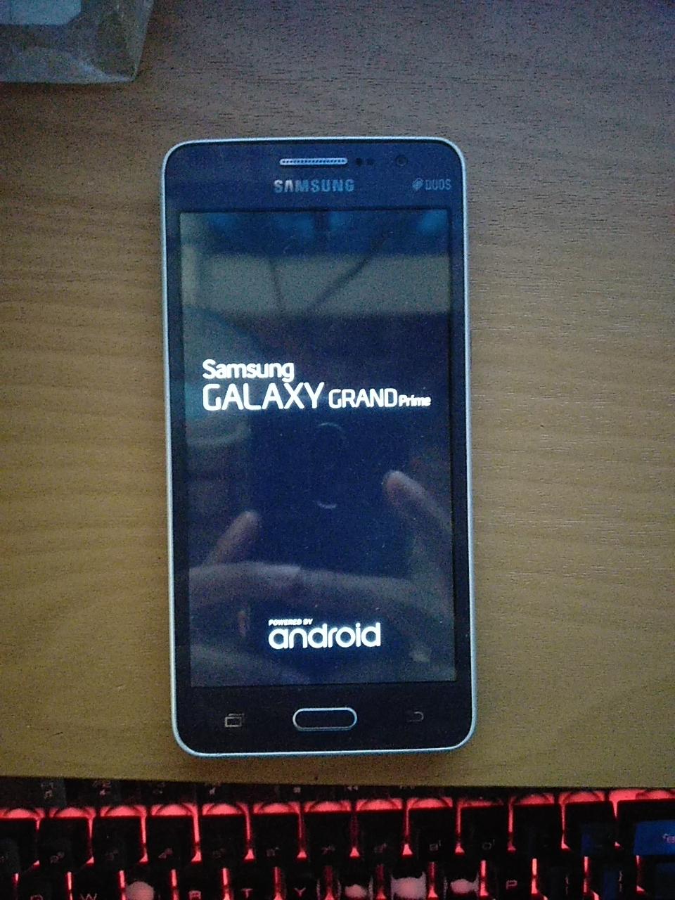 Cara Flash Samsung Galaxy Gand Prime