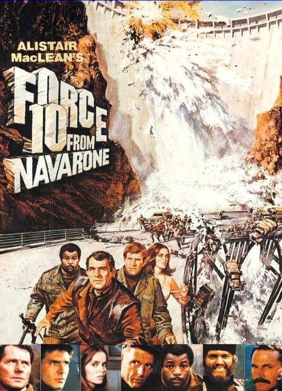 Force Ten from Navarone [1978] [DVD9] [NTSC] [Subtitulado]