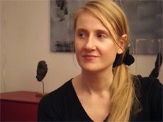 Cécile Palusinski, présidente de La Plume de Paon