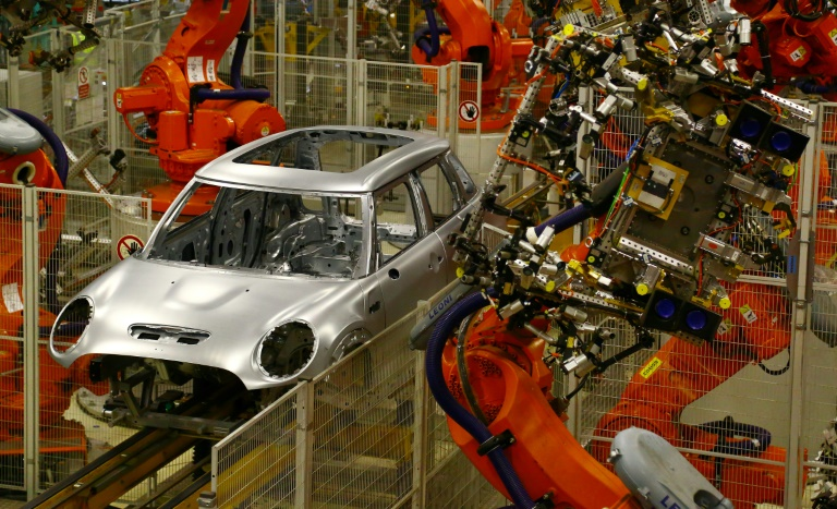 Over 1.7 million cars were produced in Britain last year, an increase of 8.5 percent on 2015 and the highest output since 1999