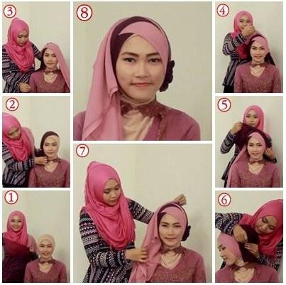 ... Terbaru 2017 - Aneka Tutorial Hijab Pashmina, Segi Empat, Terbaru 2017