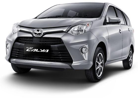 Harga Mobil Toyota All New Calya Semua Tipe