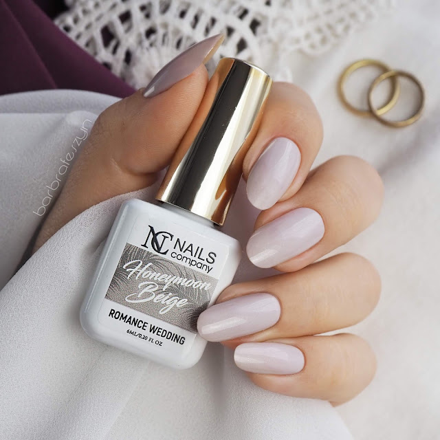 nails company Honeymoon Beige