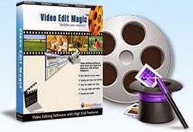 تحميل برنامج تقطيع الفيديو مع الشرح للكمبيوتر download Video Edit Magic