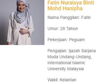 fatin (kelantan) tersingkir clever girl malaysia ~ miss banu storybiodata fatin clever girl malaysia