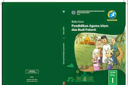 Download Buku PAI Kelas 1 SD Kurikulum 2013 lengkap