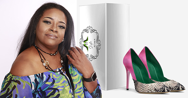 Founder of Lula By Lula B shoes