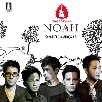 Lirik dan chord Hidup Untukmu Mati Tanpamu - Noah