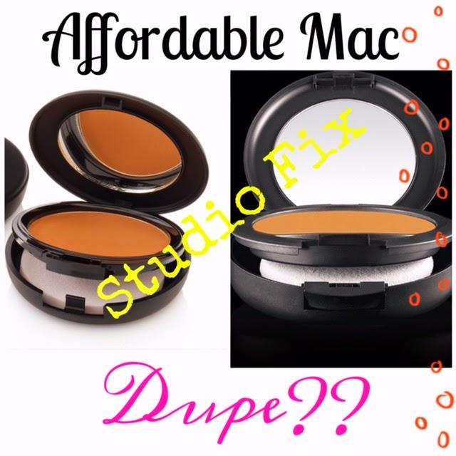 Dupes For Mac Studio Fix Foundation Nc45
