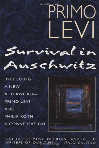 the changes in the indentity of the prisoners in survival in aushwitz by primo levi
