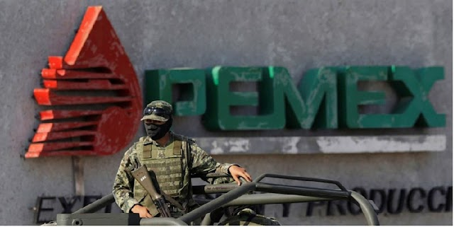 El descarado robo a Pemex y su desmantelamiento