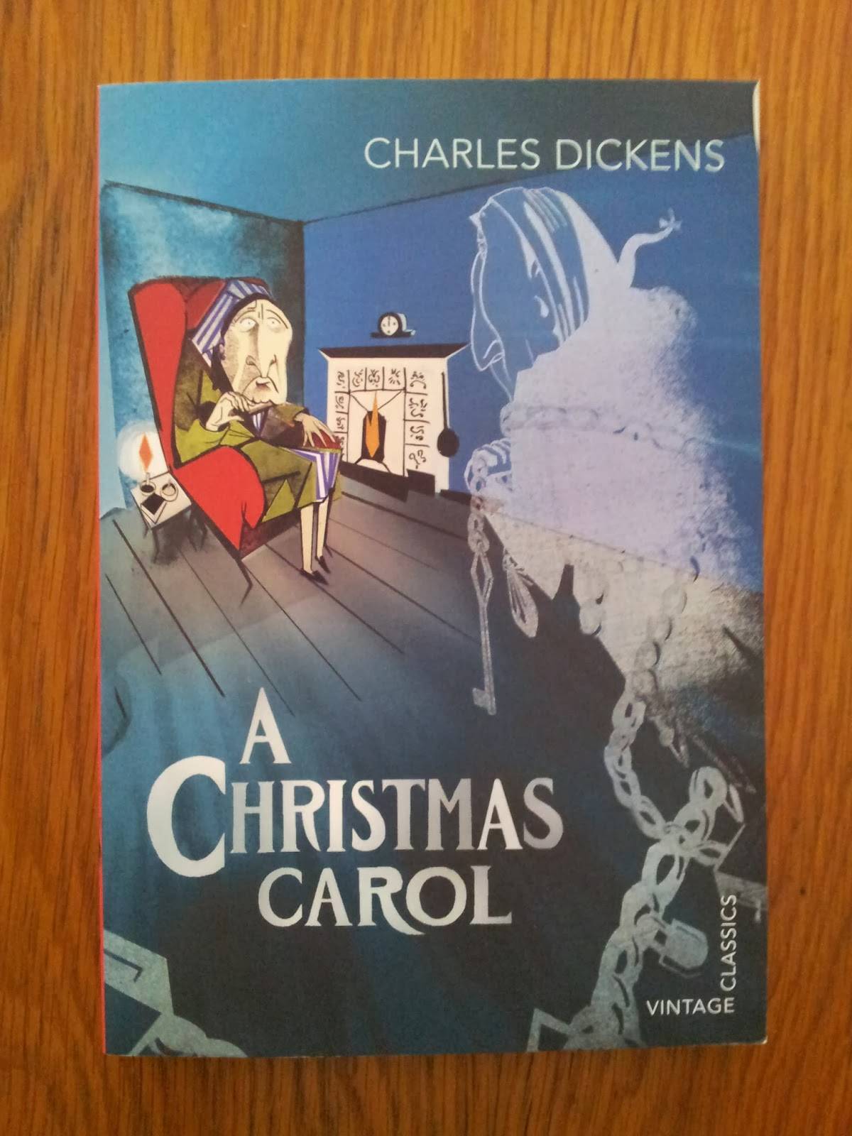 One Thousand Words: A Christmas Carol by Charles Dickens Book Thoughts