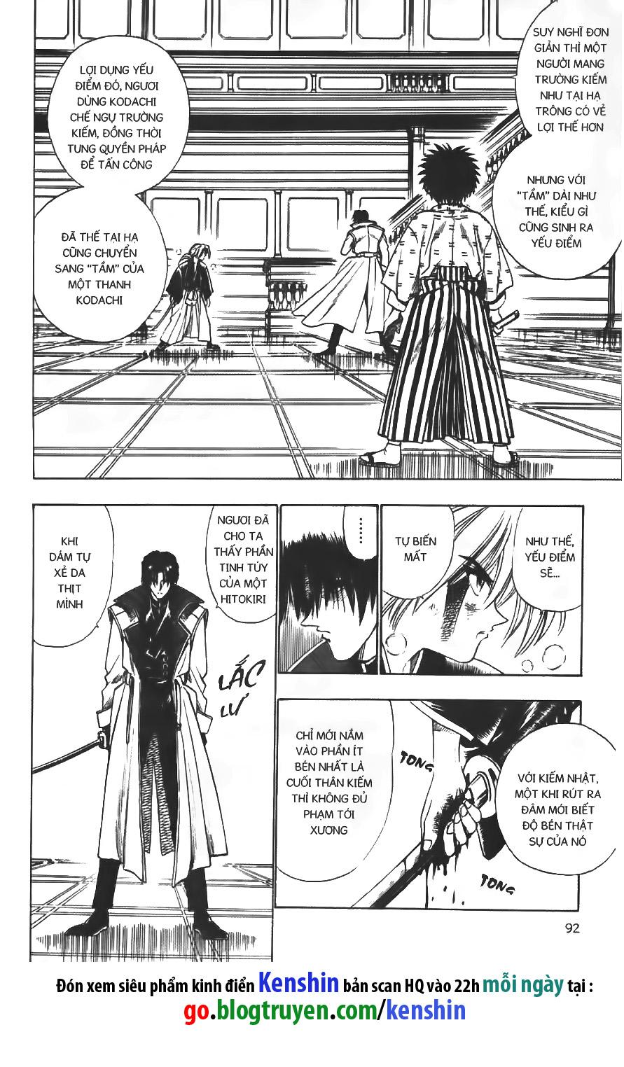 Rurouni Kenshin chap 27 trang 9