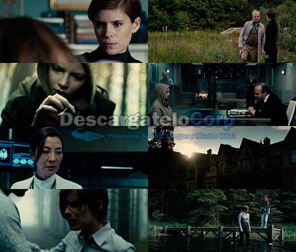 Morgan (2016) DVDRip Español Latino