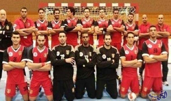 ارتفاع مستوي منتخب كرة اليد المصري