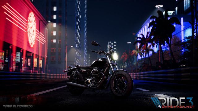 Ride 3 Gameplay Screenshot 2