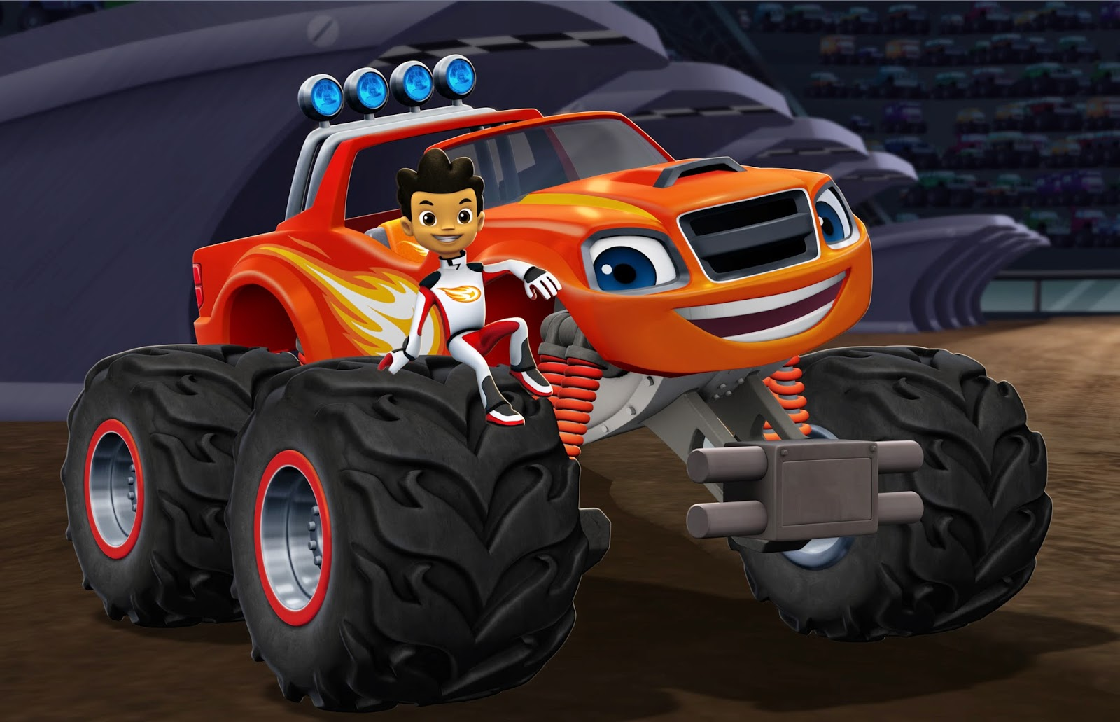 Nickelodeon USA To Premiere Blaze And The Monster Machines On Monday