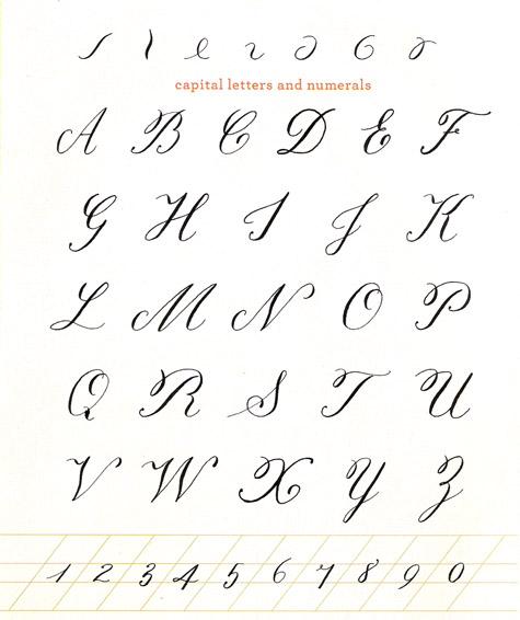 Spoodawgmusic: cursive calligraphy alphabet