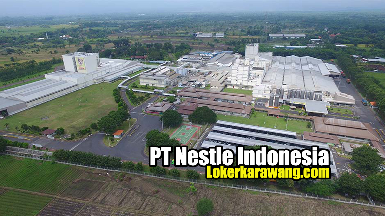 PT Nestle Indonesia Karawang